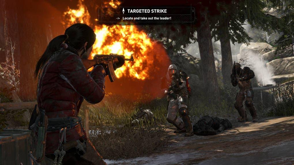 Los micropagos también llegarán a Rise of the Tomb Raider, detallados nuevos modos de juego 1