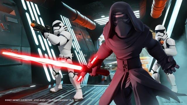Star Wars: The Force Awakens llegará a Disney Infinity 3.0 8