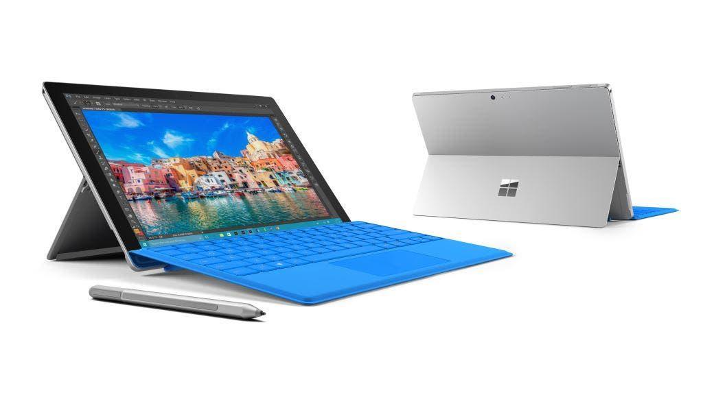 Ya puedes reservar tu Surface Pro 4 1