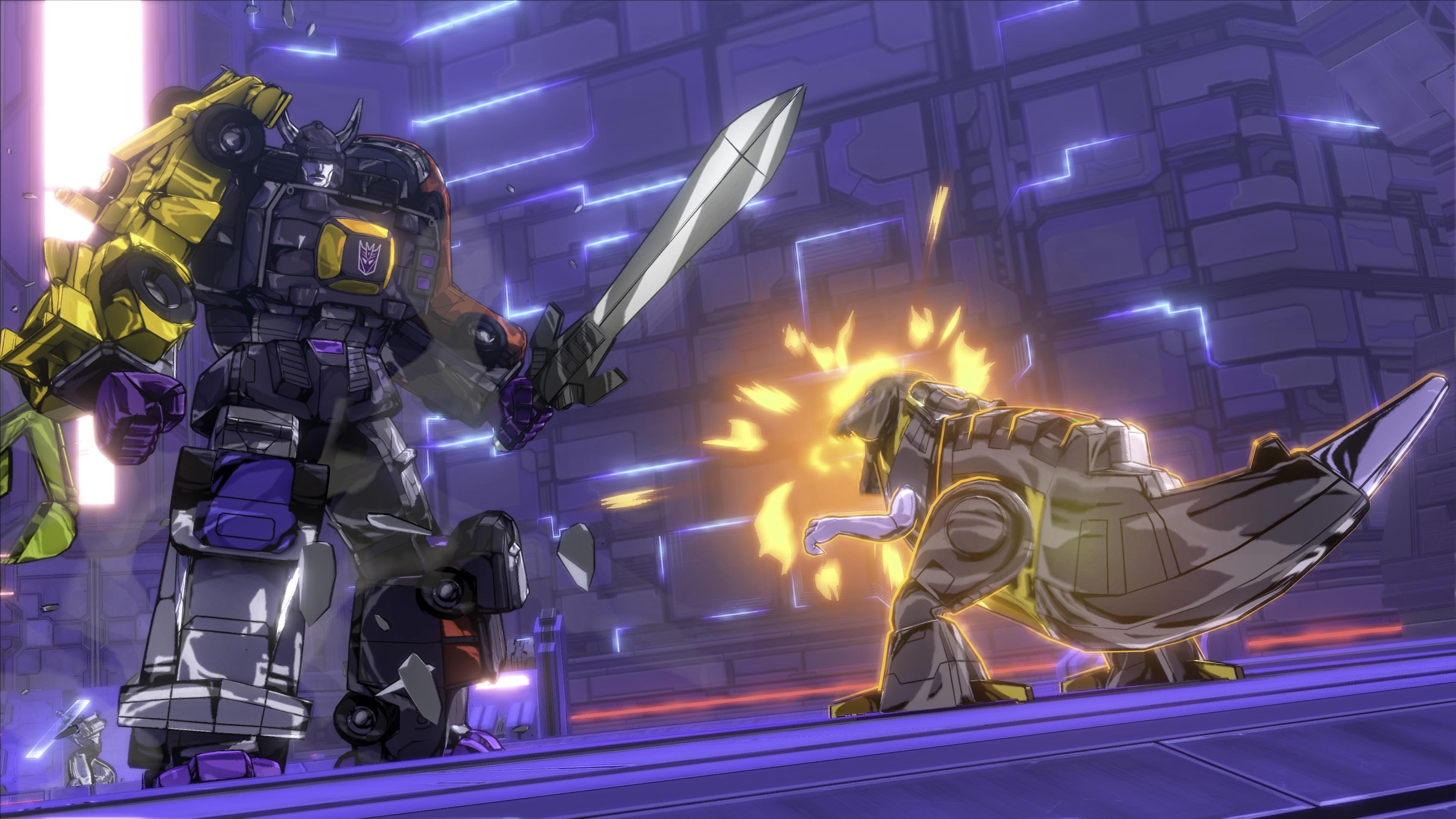 Ya a la venta Transformers: Devastation 1