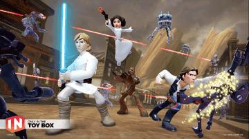 Disney Infinity 3.0: The Force Awakens, trailer del nuevo PlaySet 4
