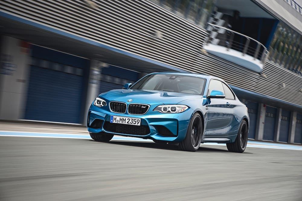 El nuevo BMW M2 Coupé se luce en Need for Speed 1