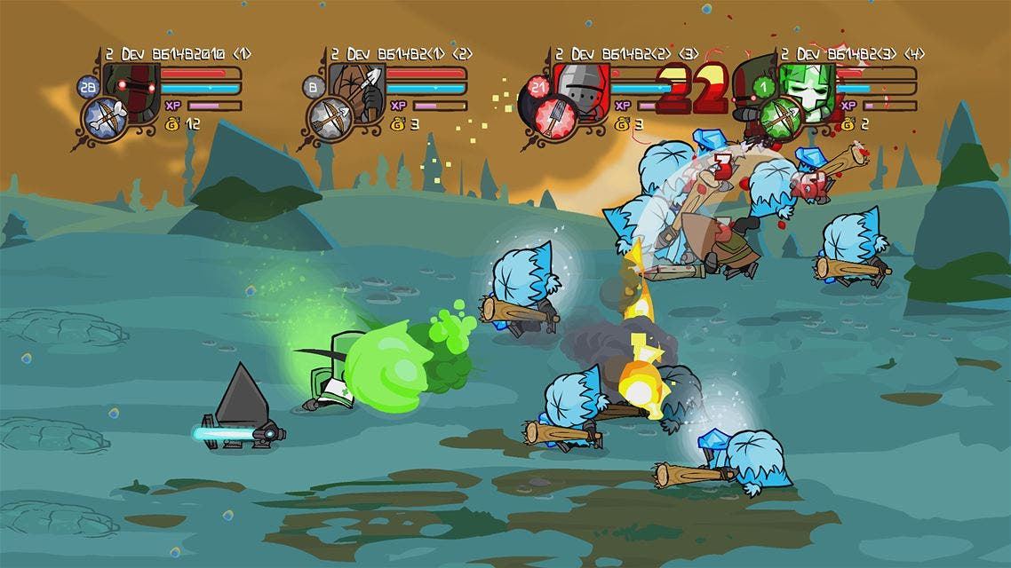 castle crashers 1
