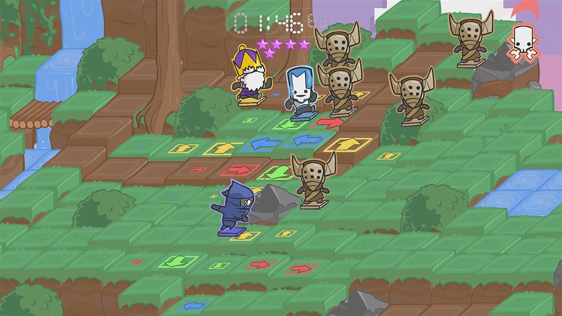 castle crashers 4