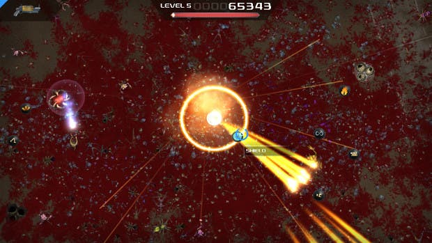 10tons anuncia y da fecha de lanzamiento para Crimsonland en Xbox One 1