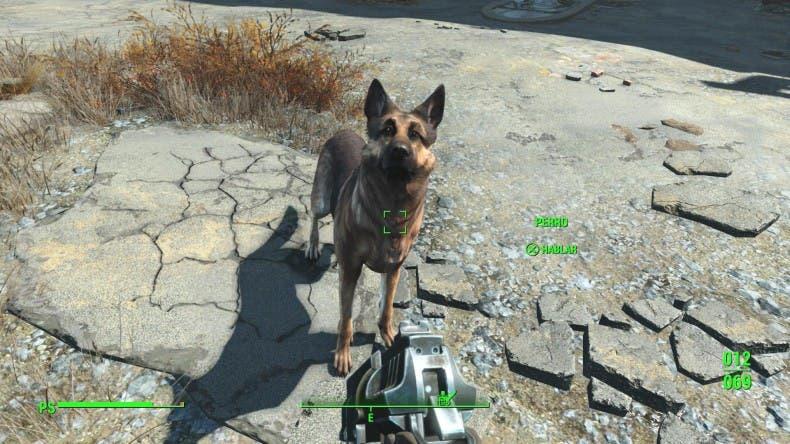 Fallout 4 se muestra en nuevas imágenes filtradas 1