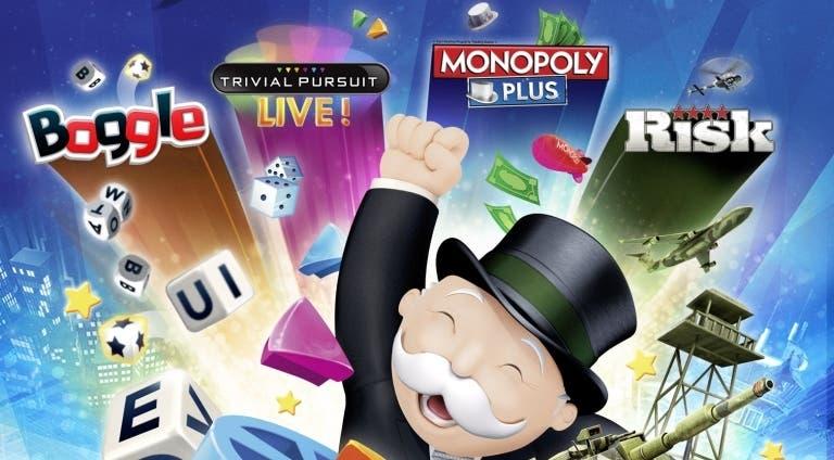 Ubisoft anuncia el Family Fun Pack de Hasbro 1