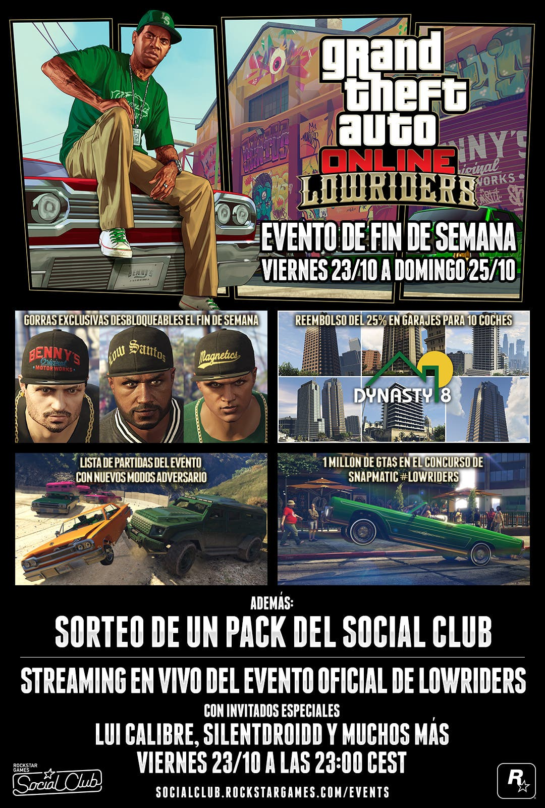 gta lowriders