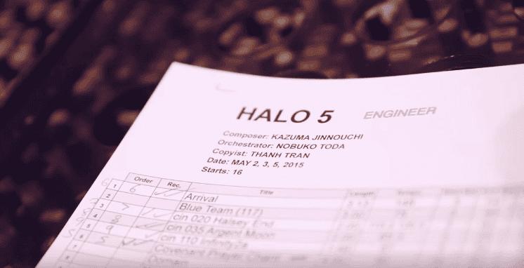 The Sprint ¿Cómo se hizo Halo 5: Guardians? 2