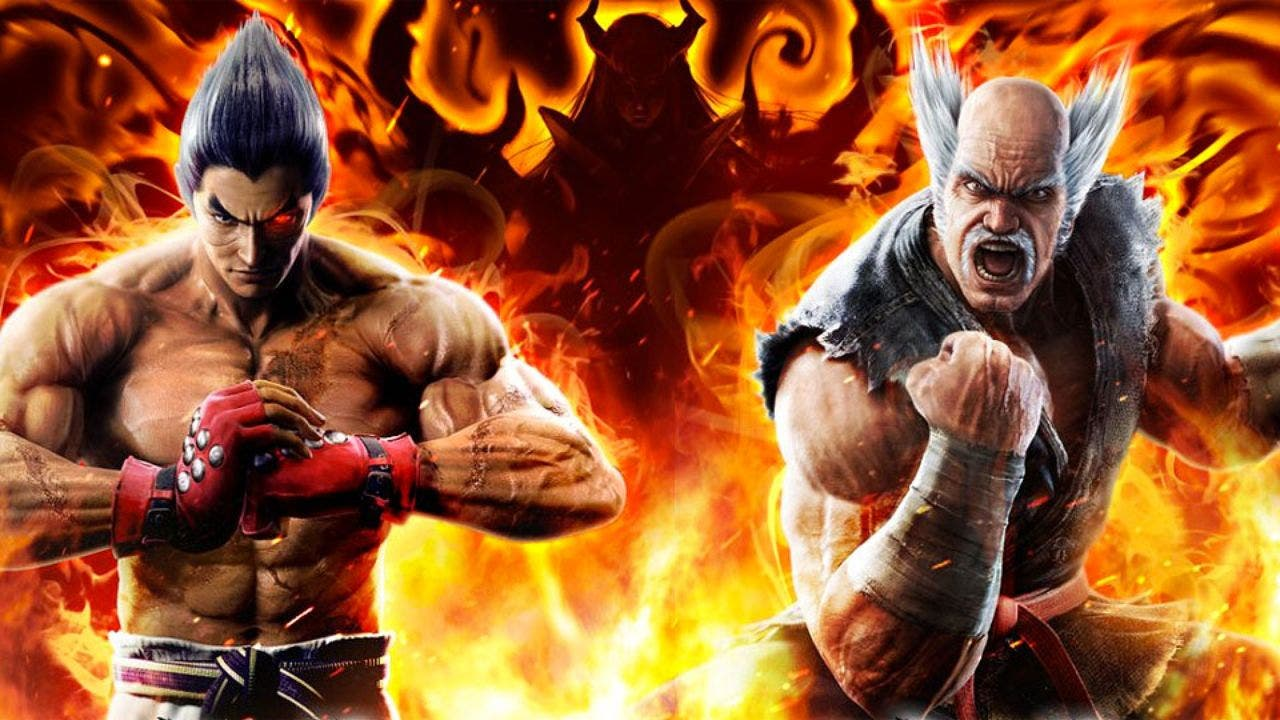 Veremos al personaje de Street Fighter Akuma en Tekken 7 1