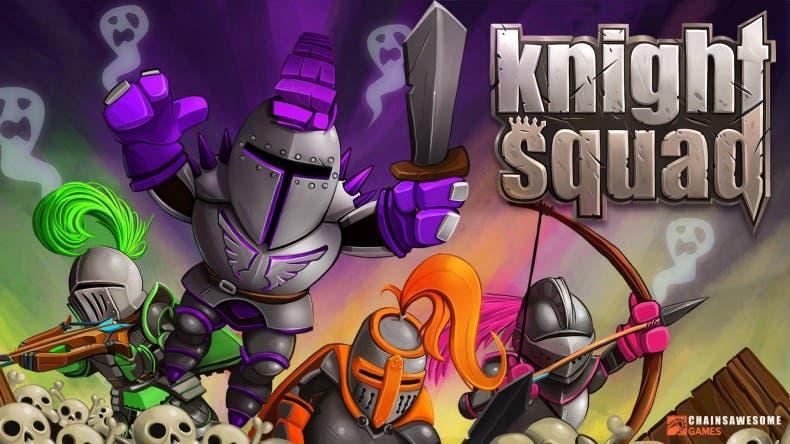 Knight Squad suena como posible juego Games with Gold de noviembre 1