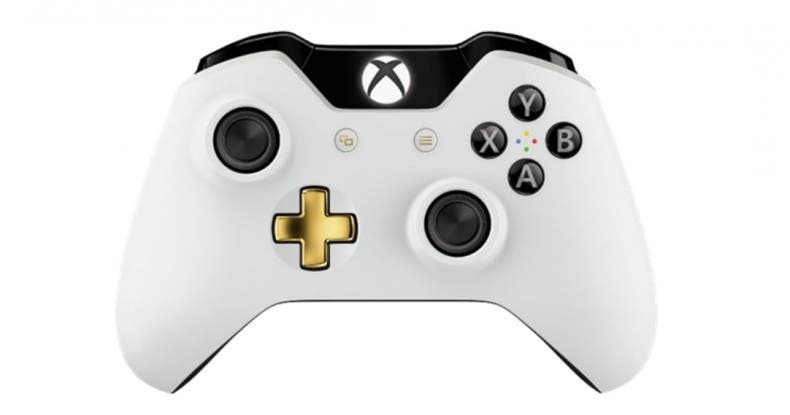 Unboxing del mando de Xbox One Blanco Lunar 1