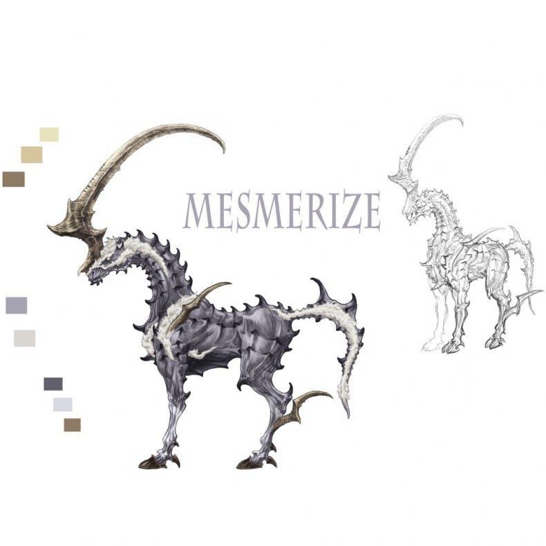 Dos nuevos 'concept-art' de Final Fantasy XV 1