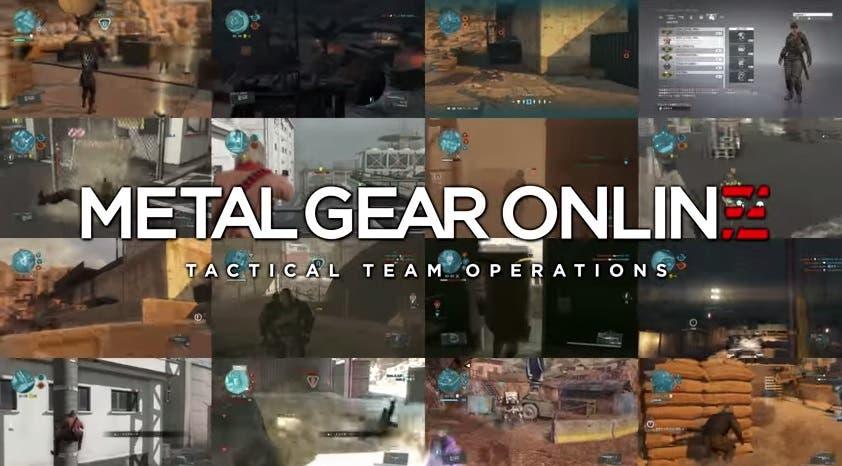 Ya se puede descargar la actualización de Metal Gear Online en Xbox 360 1