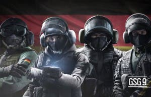 Rainbow Six Siege nos presenta en vídeo a la unidad GSG-9