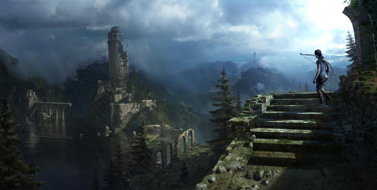 Desveladas nuevas capturas y artes conceptuales de Rise of the Tomb Raider 1