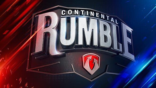 Continental Rumble, el evento transregional de eSports para World of Tanks 1
