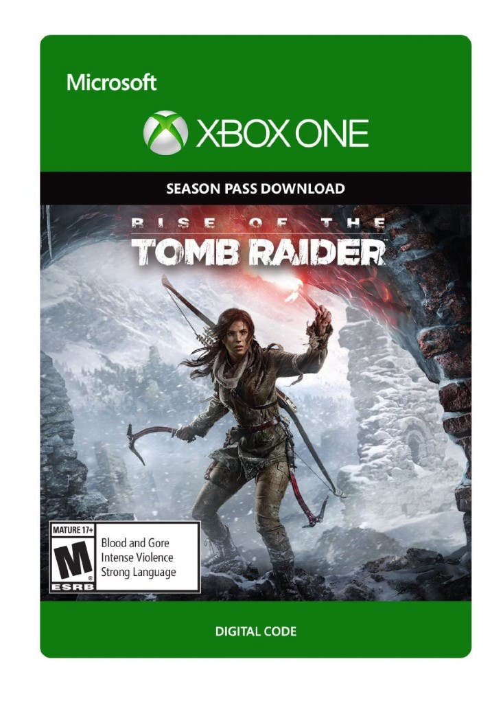 pase de temporada de Rise of the Tomb Raider