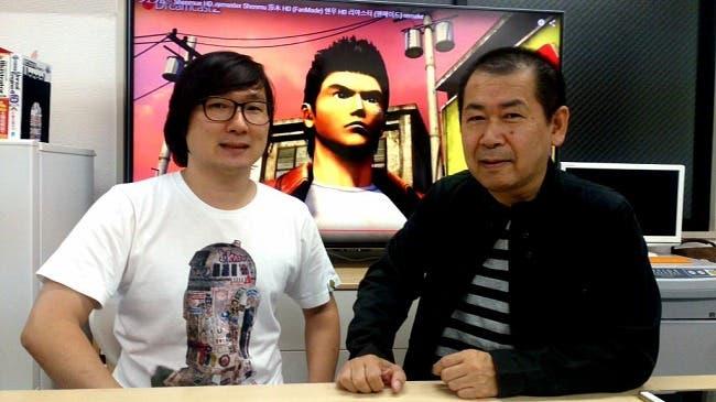Los responsables de Shenmue 3 fichan al fan responsable de Shenmue HD 1