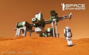 Nuevas imágenes del cada vez más prometedor Space Engineers 6