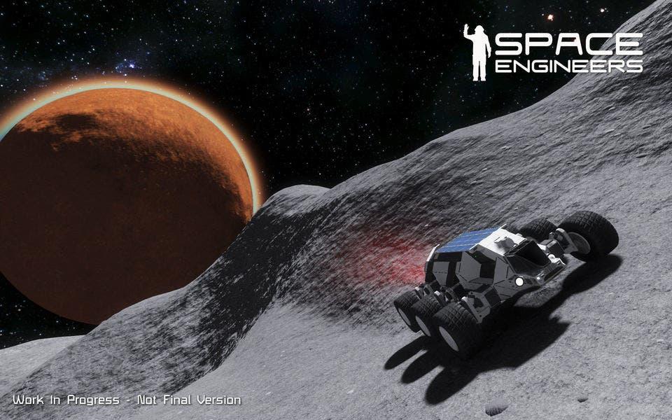 fecha de lanzamiento de Space Engineers