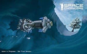 Nuevas imágenes del cada vez más prometedor Space Engineers 11