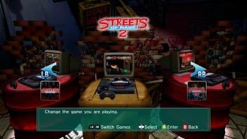 Sega Vintage Collection: Streets of Rage también será retrocompatible 2