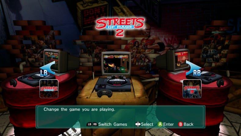 Sega Vintage Collection: Streets of Rage también será retrocompatible 1