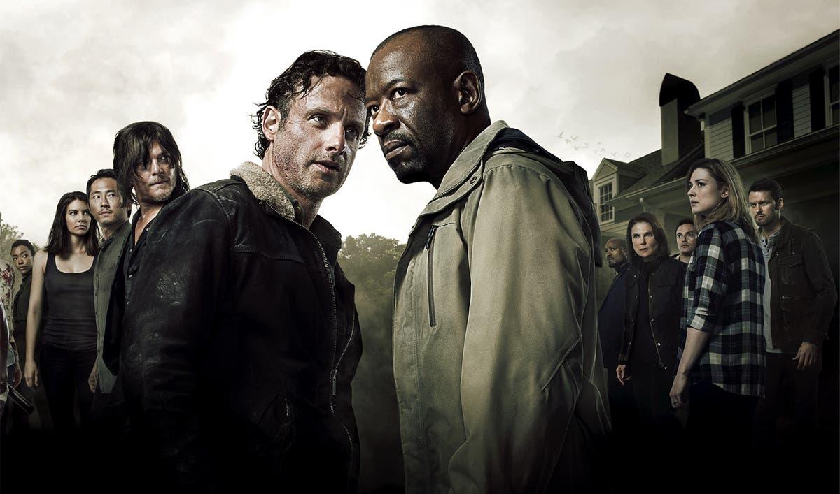 Call of Duty: Black Ops 3 y la serie de The Walking Dead unen sus fuerzas 1