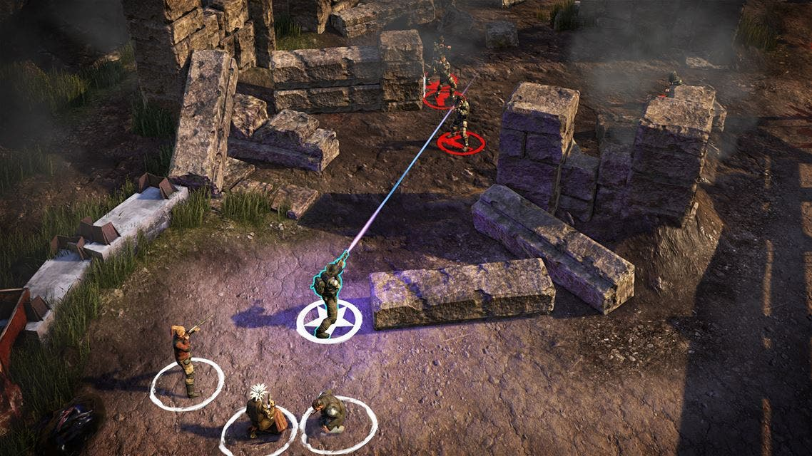 Wasteland 2 se suma a Xbox Play Anywhere sumando ventajas a los usuarios de Xbox One y Windows 10 2