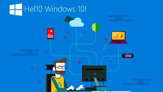 El próximo 22 de octubre llega a España el Windows 10: Hel10 World! 1