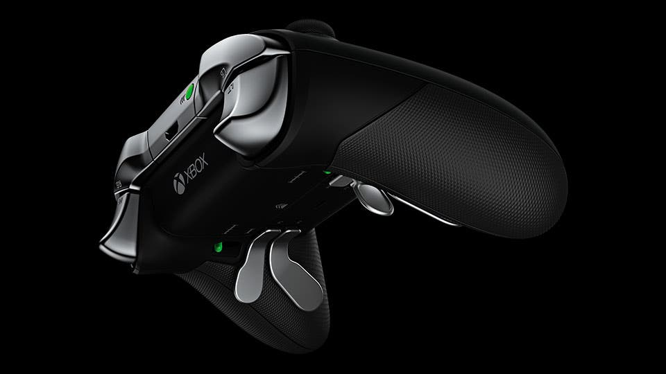 Análisis del Xbox Elite Controller Gatillos