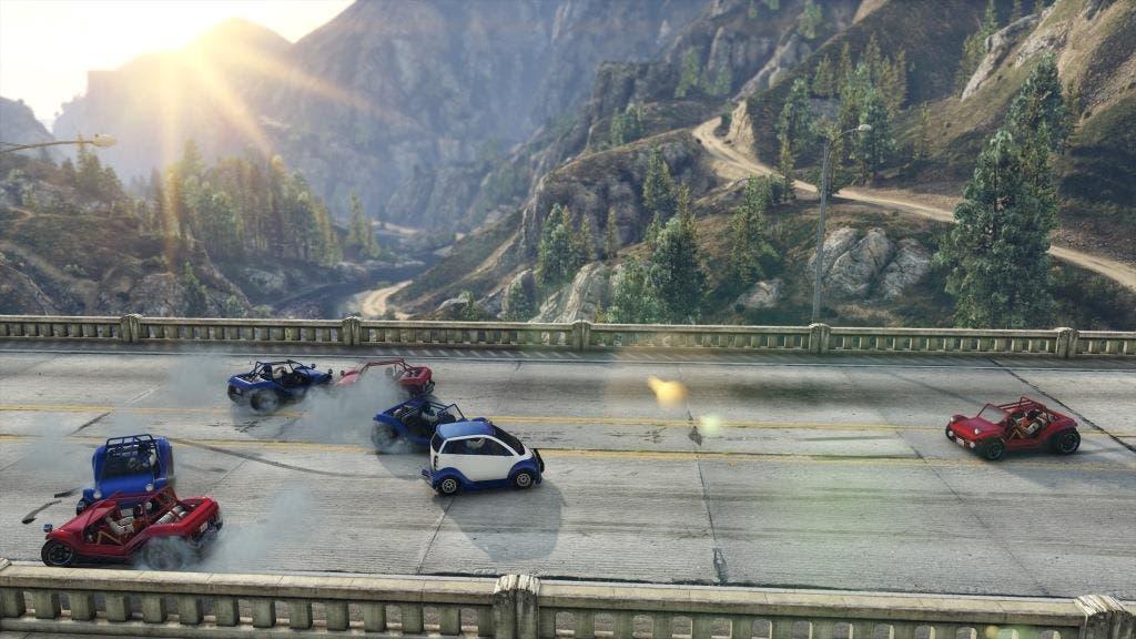 GTA Online Running Back 3