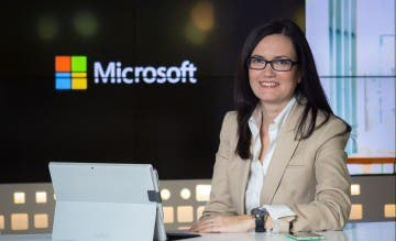 Luisa Izquierdo, nueva directora de Recursos Humanos de Microsoft Ibérica 9