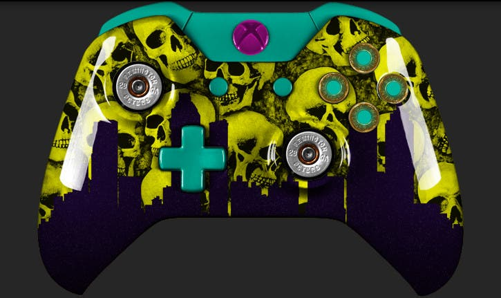 Xbox Canada presenta un extraño mando de Xbox Series X