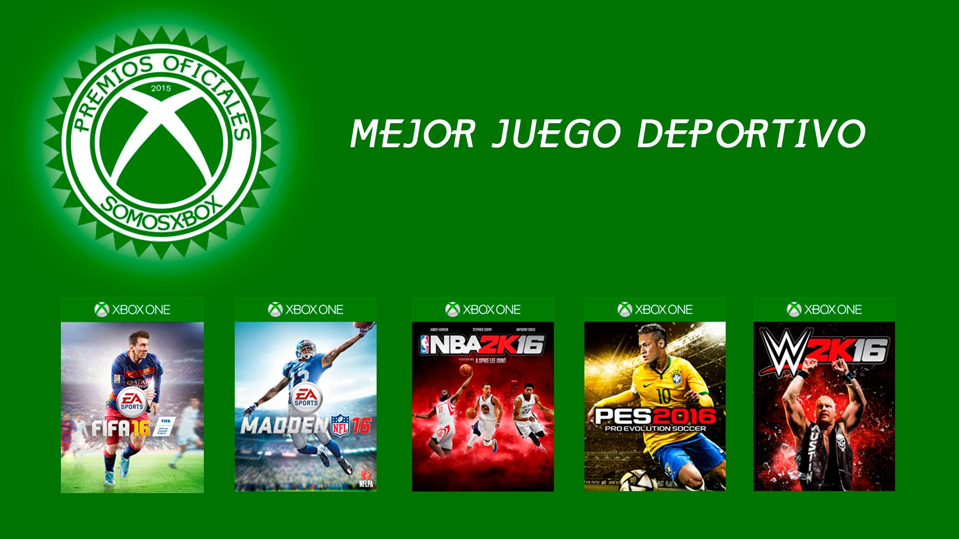 Mejor Juego Deportivo
