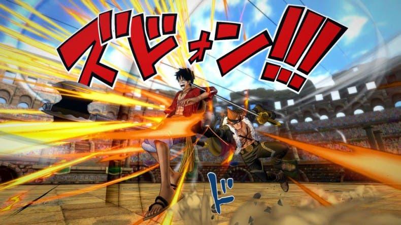 Estos son los regalos por reservar One Piece Burning Blood en GAME 1