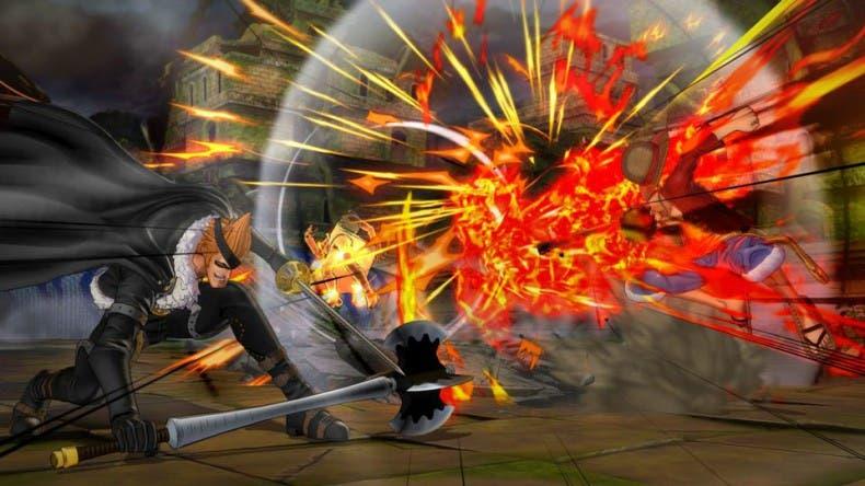 One Piece: Burning Blood, 20 minutos de gameplay 1