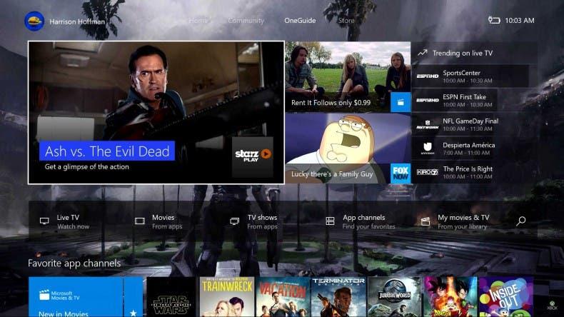 Mostrados los Avatares y el OneGuide de la Nueva Experiencia de Xbox One 1