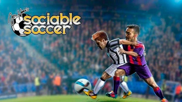 Sociable Soccer continúa pese a cerrar su campaña de financiación 1