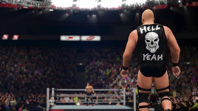 análisis de WWE2k16