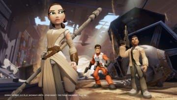 Disney Infinity 3.0, revelados los discos de poder de Star Wars: El Despertar de la Fuerza 5