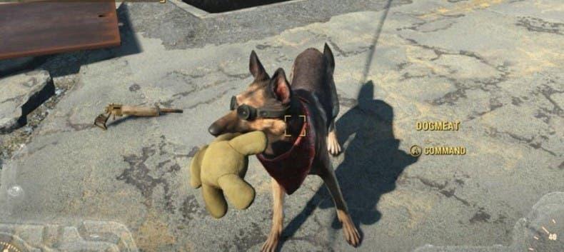 River, la pastora alemana que hizo la captura de movimientos para el perro de Fallout 4 ha fallecido 1