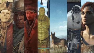 Guía Fallout 4: Compañeros, romance y perks de afinidad 7