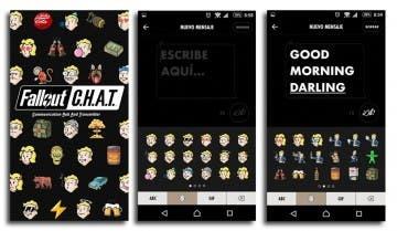 Descubre el Fallout C.H.A.T., el teclado personalizado gratis para Android 7