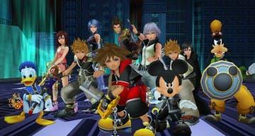 La historia de Kingdom Hearts es compleja gracias al padre de Final Fantasy 1