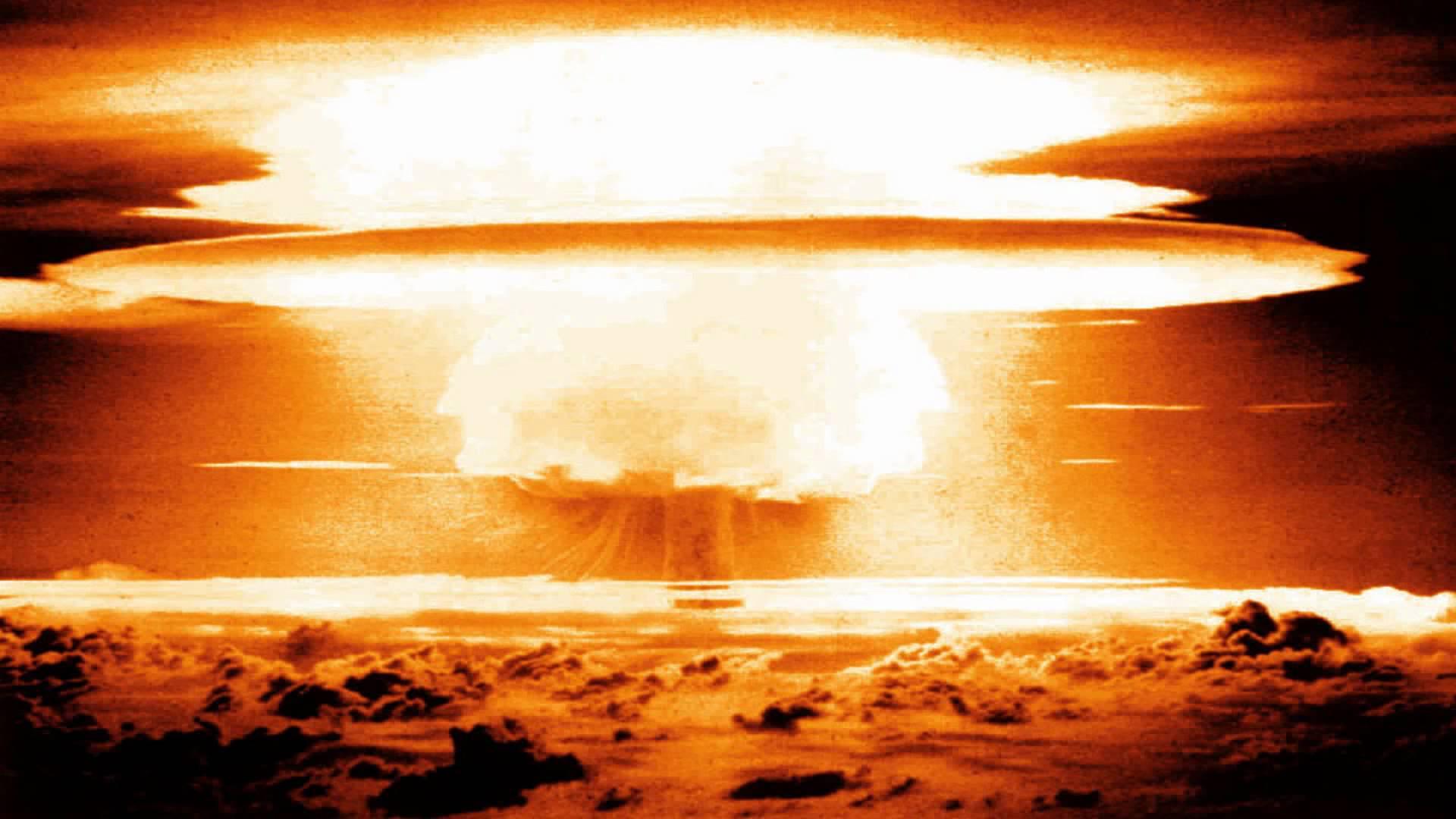 Fallout 4 explosión nuclear