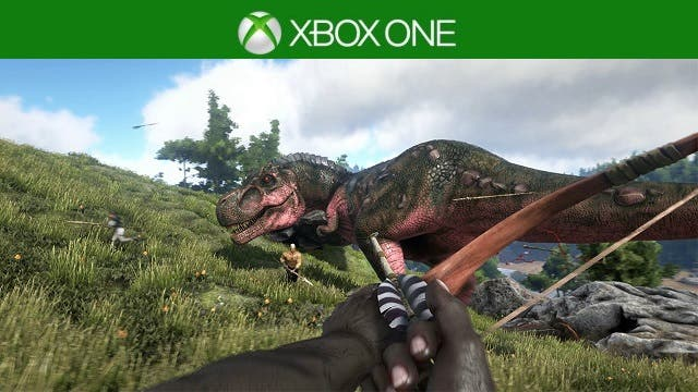dinosaur hunting xbox one