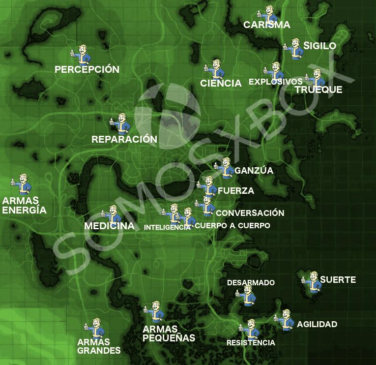 mapa cabezones fallout 4
