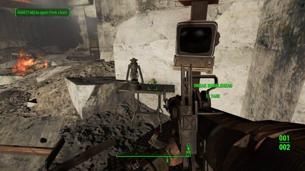 sneak bobblehead fallout 4 gamecrate 2
